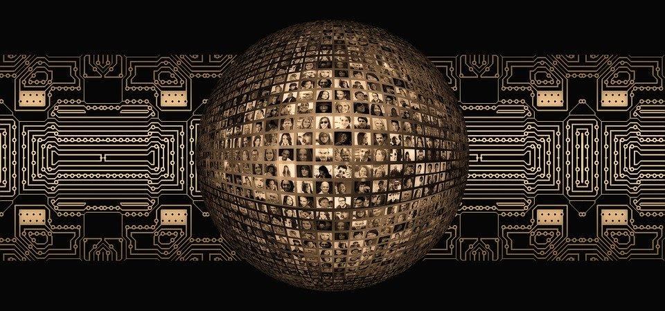Image qui représente des données personnelles privées des utilisateurs européens