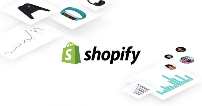 Shopify - Solution e-commerce Saas